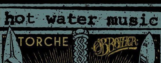 Hot Water Music, Torche, & O'Brother Announce East Coast December Dates