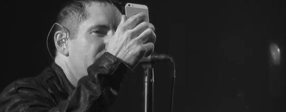 Trent Reznor FaceTimed a Terminally Ill Fan During NIN's Encore in Vegas