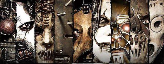 Slipknot Joey Without Mask Joey Jordison Leaves Slipknot