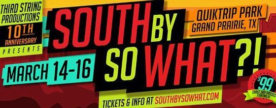 Periphery, HRVRD, Silver Snakes, Scale The Summit & Many More Added to South By So What?! 2014