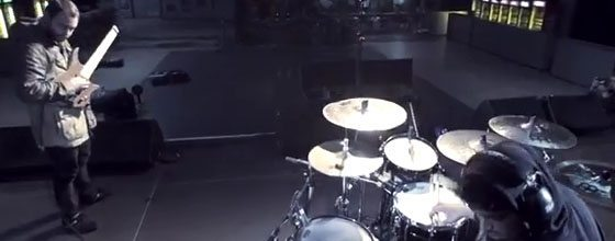 """Here's Another Intervals Video for """"The Escape"""""""