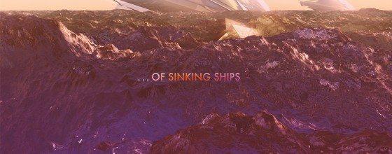 …Of Sinking Ships – The Amaranthine Sea