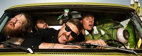 It's Once More 'Round The Sun for Mastodon; New Album Due in June