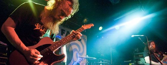 Red Fang, Big Business, & American Sharks Announce Spring Tour