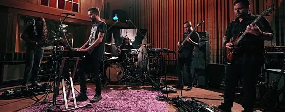 """BETWEEN THE BURIED AND ME Are Putting Out a DVD – """"Future Sequence: Live at the Fidelitorium"""""""