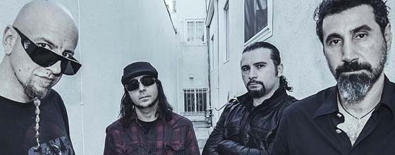 SYSTEM OF A DOWN are Touring Europe & Will Play their First Show Ever in Armenia