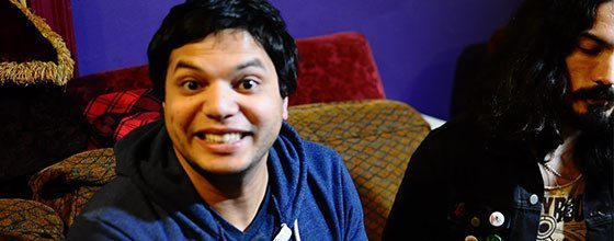 PERIPHERY: An Interview with Misha Mansoor