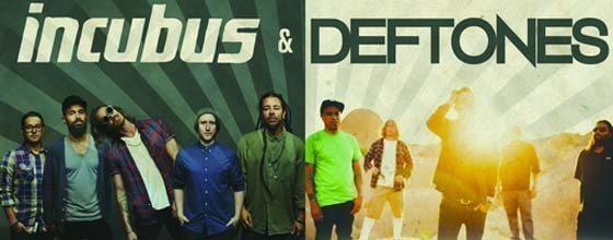 DEFTONES & INCUBUS Announce Summer Tour