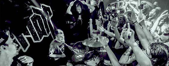 KVELERTAK to Support Slayer on their European Tour