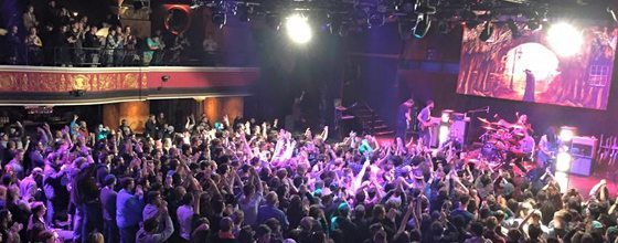 THE DEAR HUNTER, O'BROTHER, RARE FUTURES Announce Spring Tour