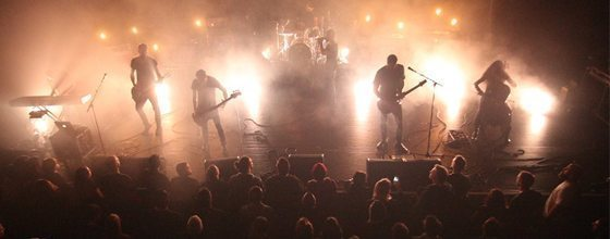 THE OCEAN & HYPNO5E Announce European Tour
