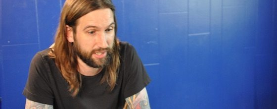 "KEITH BUCKLEY Interview: EVERY TIME I DIE's Frontman on his Book ""Scale"""