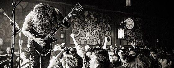 BARONESS & PALLBEARER Announce Summer Tour
