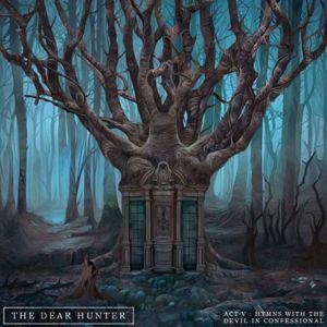 the dear hunter act v cover art