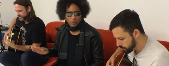 GIRAFFE TONGUE ORCHESTRA (Dillinger, Mastodon, Alice in Chains): Watch the Band Perform an Acoustic Set