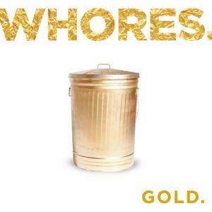 whores gold album cover