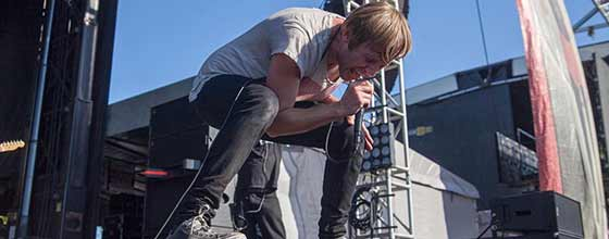 THURSDAY: Watch Footage from Riot Fest Chicago