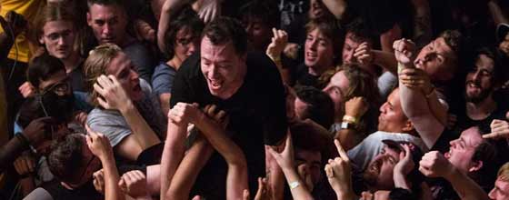 touche amore live at terminal 5