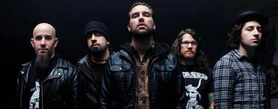 THE DAMNED THINGS (Anthrax, ETID, Fall Out Boy) Have an EP in the Works