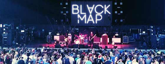 """BLACK MAP Streaming New Track """"Ruin"""""""