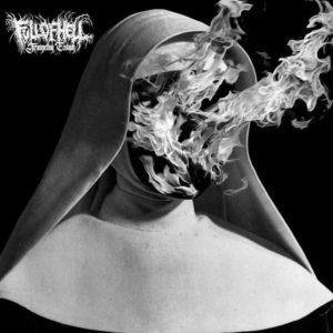 full of hell trumpeting ecstasy album artwork