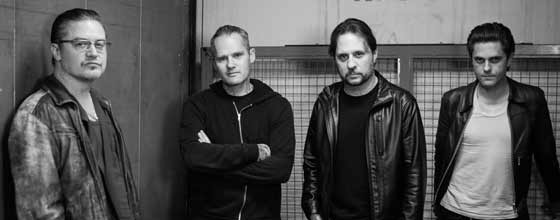 Dead Cross streaming new song Seizure and Desist