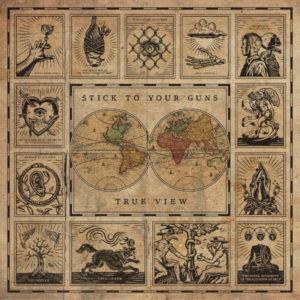 stick to your guns trueview album artwork