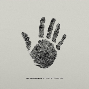 the dear hunter all is as all should be album artwork