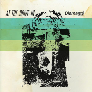 at the drive in diamante album artwork