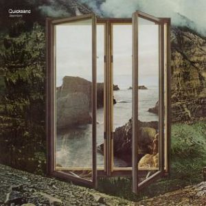 quicksand interiors album artwork