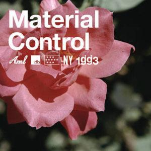 glassjaw material control album artwork