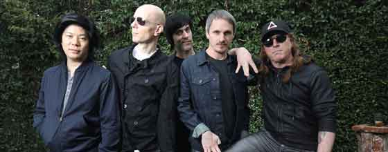 A Perfect Circle release new song from 10-inch